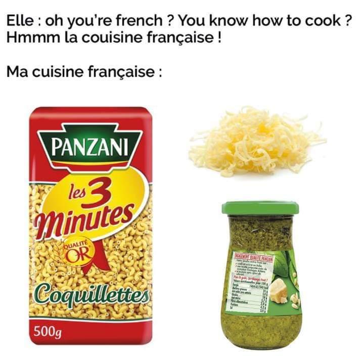Panzani ? - meme