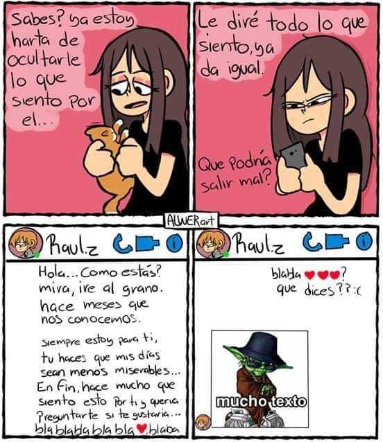 Mucho Texto xD - meme