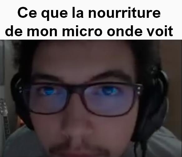 Micro Onde - meme