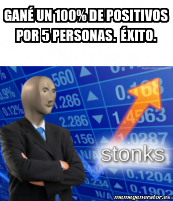 Meme Man Capítulo 1: Stonks
