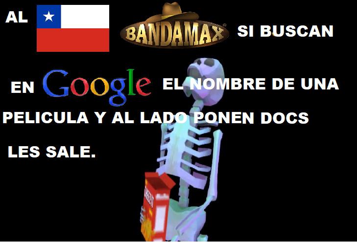 AL CHILE BANDA - meme