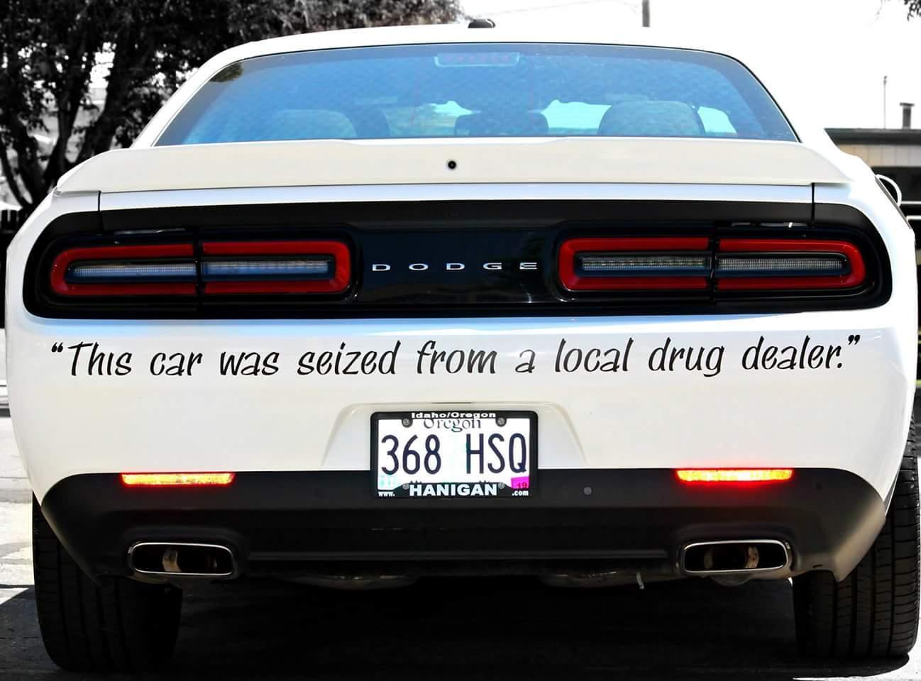 New cop car... - meme