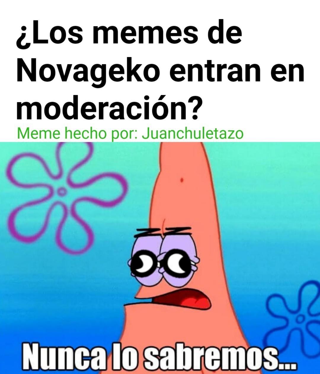 Demasiadas incógnitas - meme