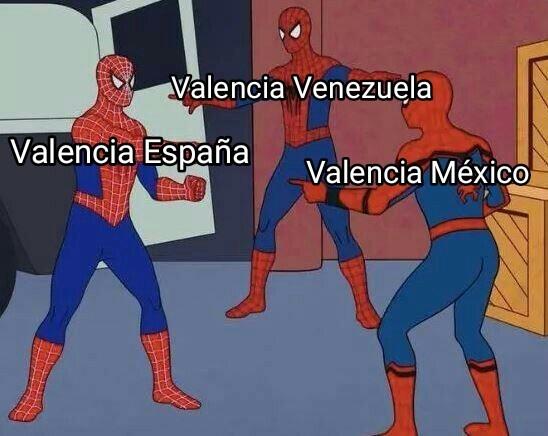 Team Valencia - meme
