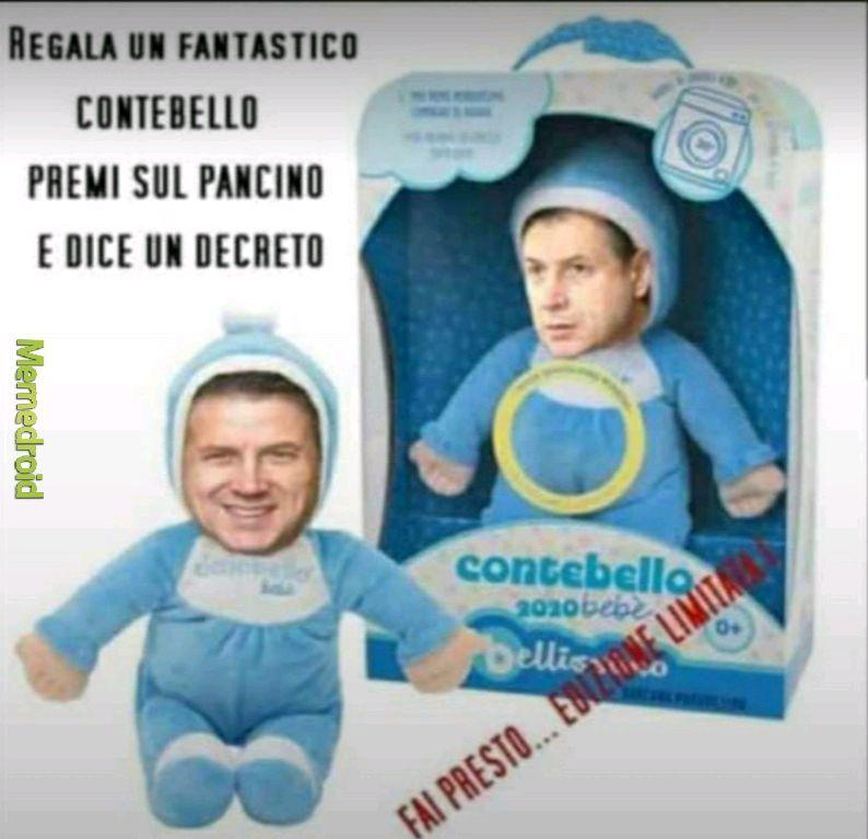 Contebello - meme