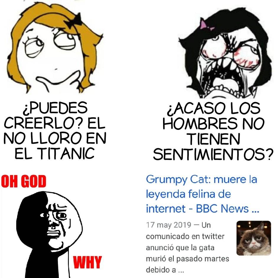 Pibas vs pibes versión 2010 - meme