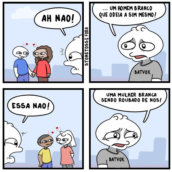 Batvok nazinegro - meme