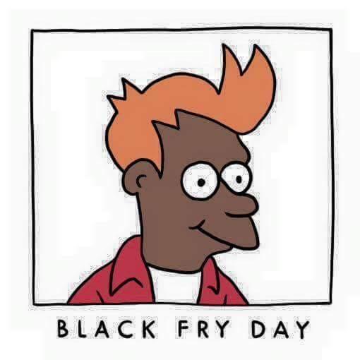 Happy Black Fryday!... -.- - meme