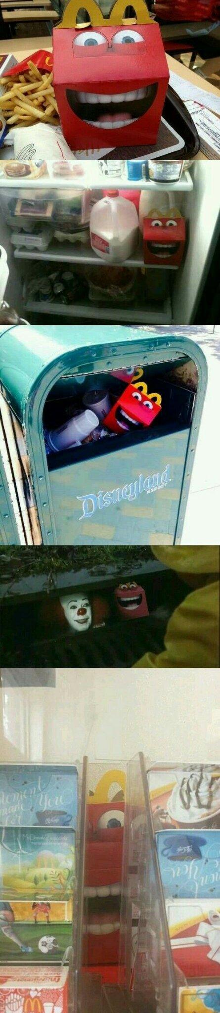Da totalmente miedo - meme