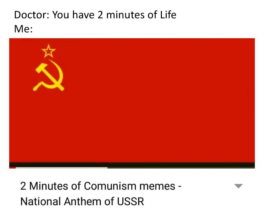 Comunism - meme