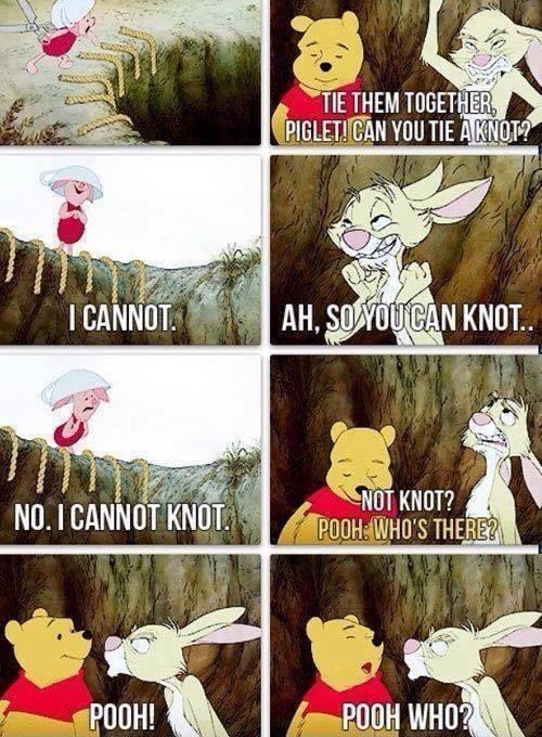 knot again - meme