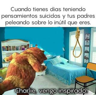 Charlie! - meme