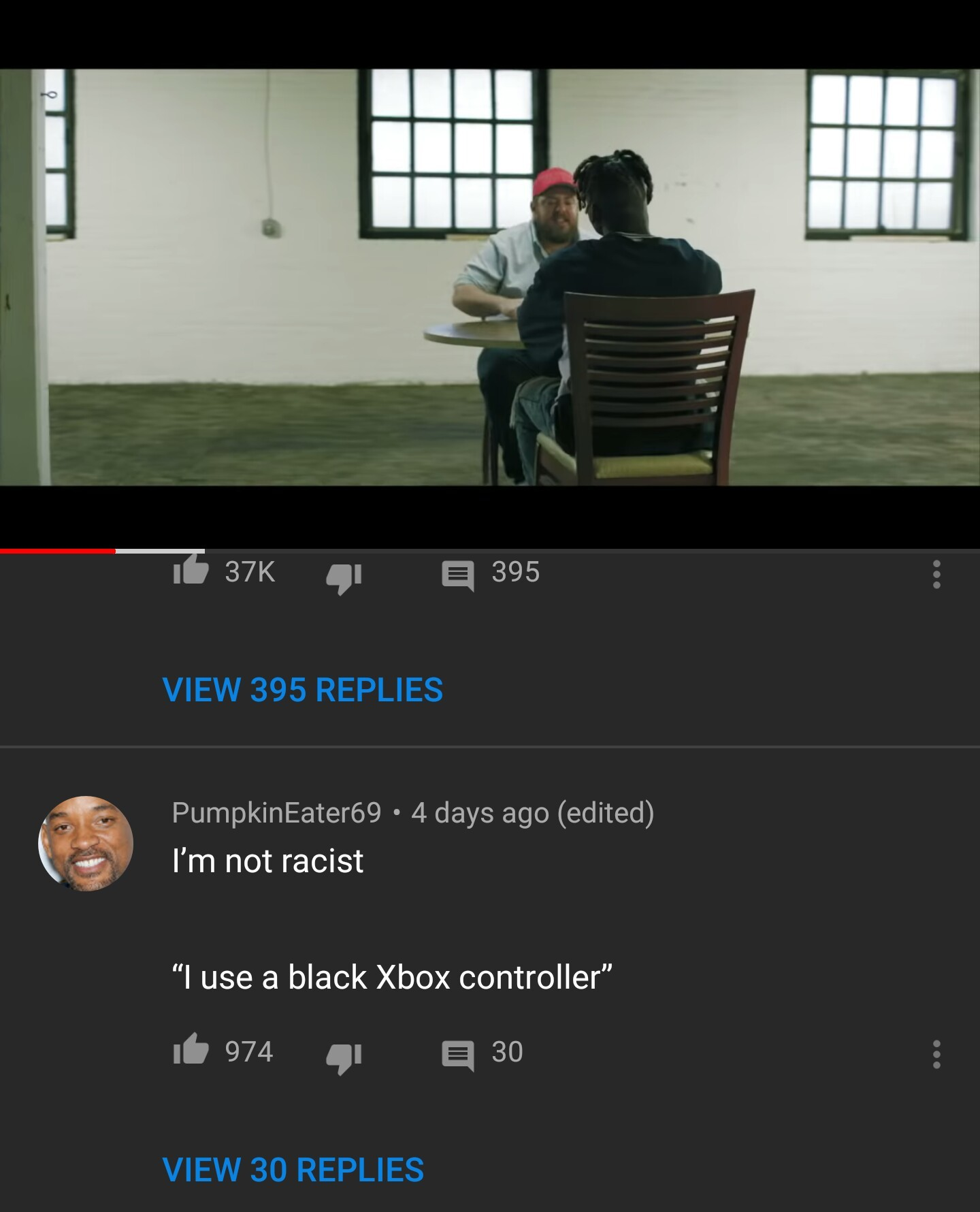 Im not racist - meme