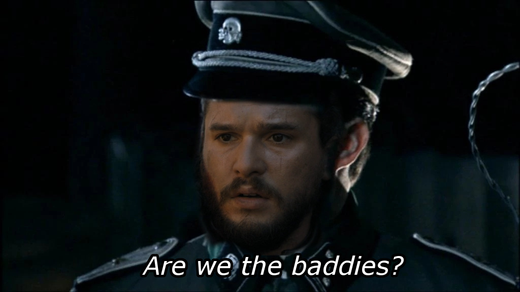 Davos, Are We The Baddies? - meme