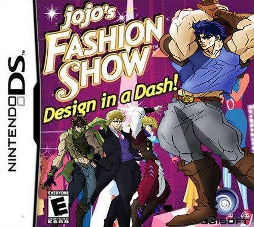 JoJo's super fashion - meme
