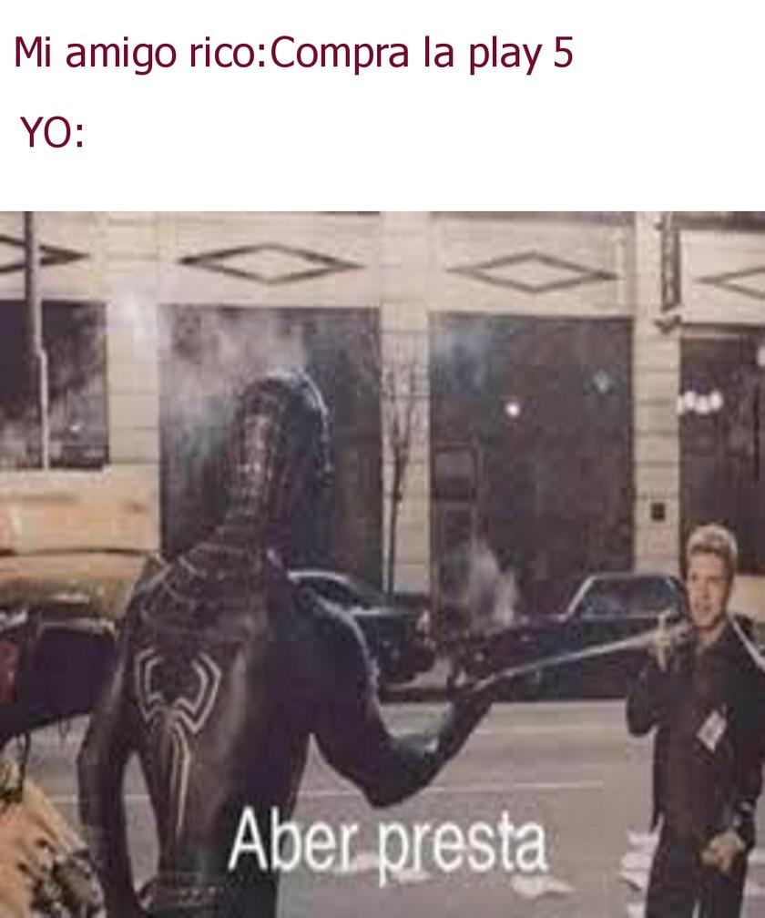 Aber Presta - meme