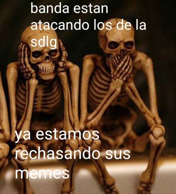 Pinchis sdlg si era verdad - meme