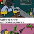 Los pandas son demasiados Tiernos. y no eso no me hace furro
