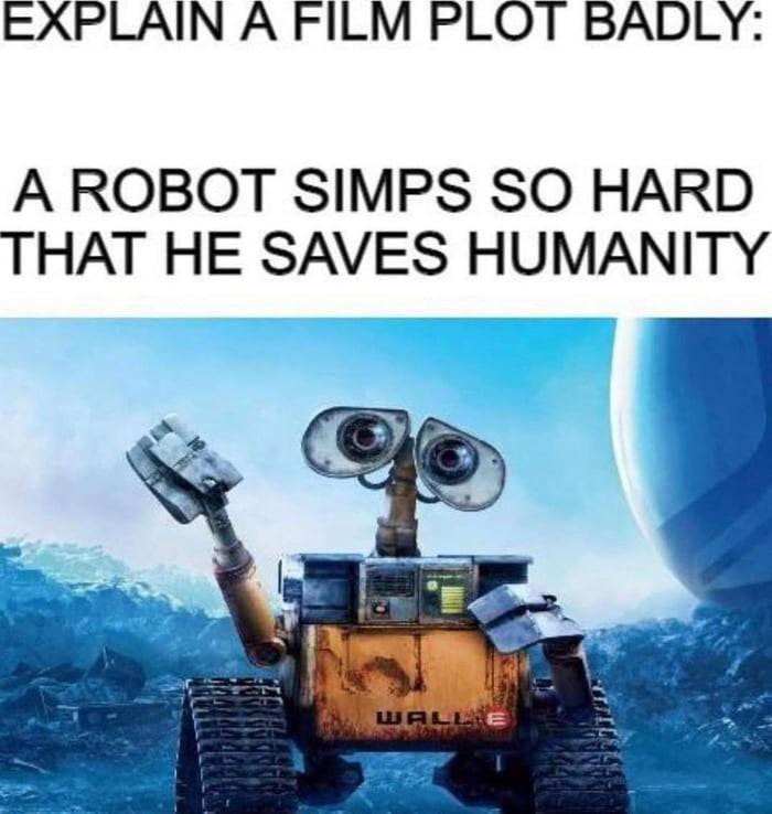 I love this robot - meme