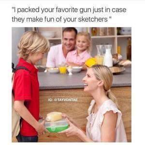 White kids - meme