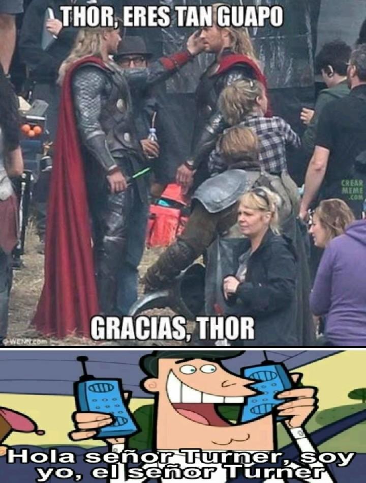 Thor XD - meme