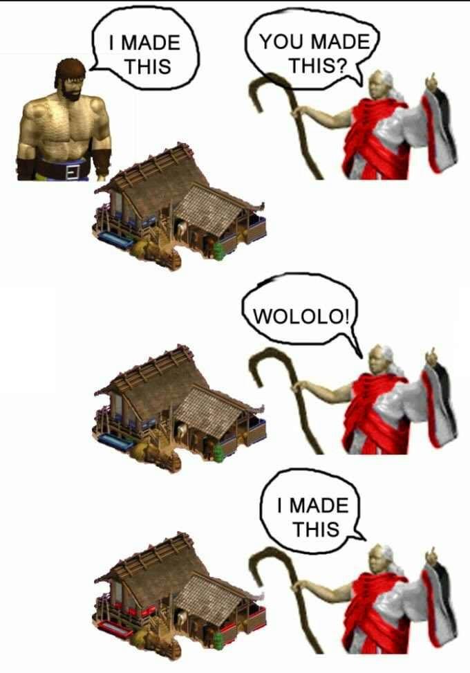 Wololo - meme