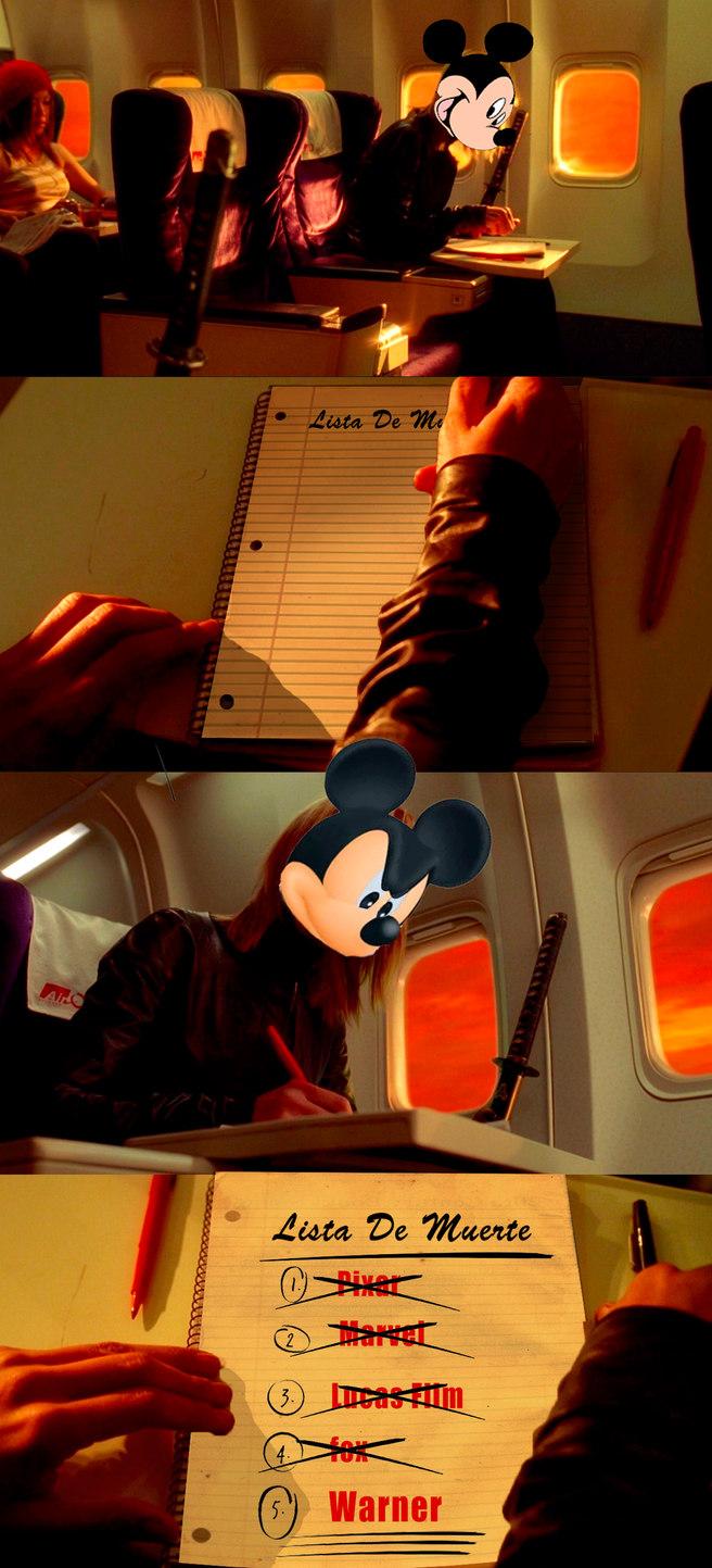 El Ratón esta conquistando el mundo - meme