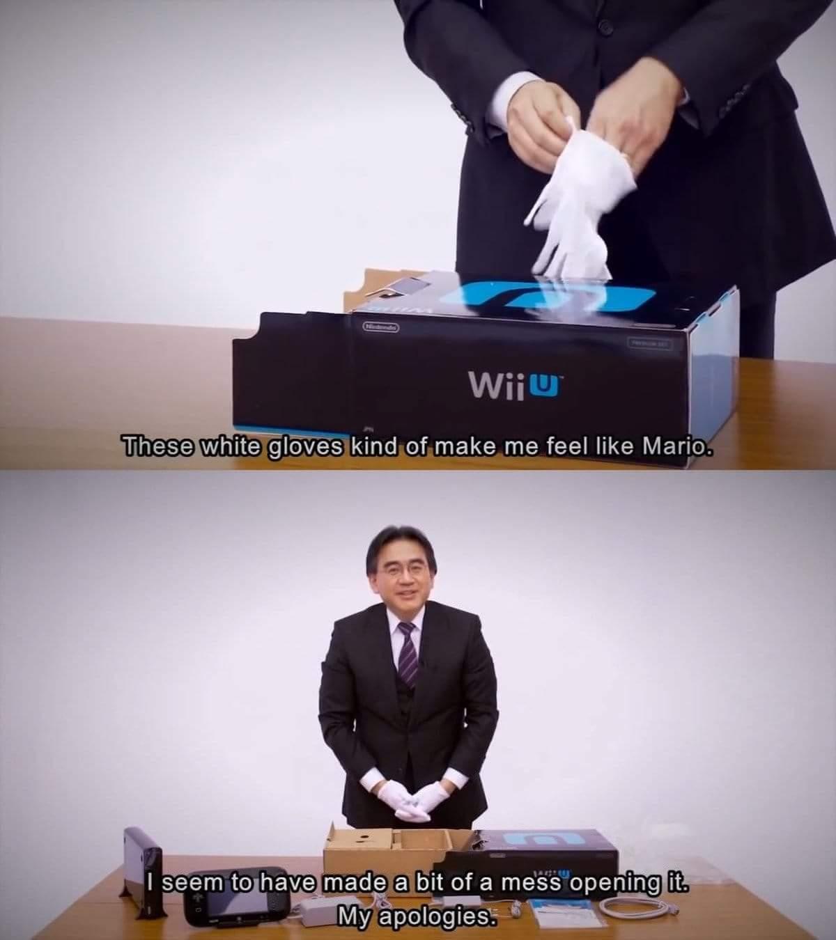 RIP Iwata - meme