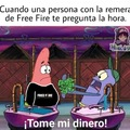 Free Fire malo