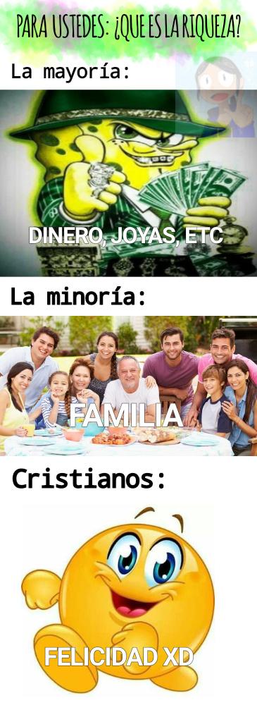 Malardo. Pd: Lo de los cristianos es real ._.XD - meme