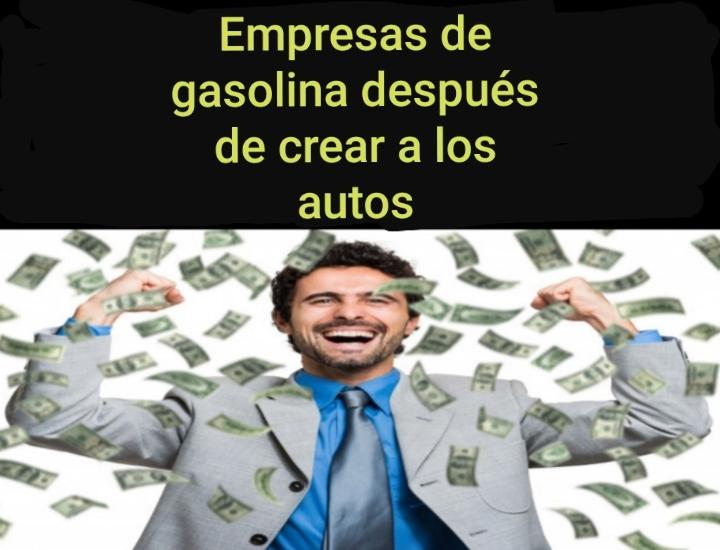 Gasolina - meme