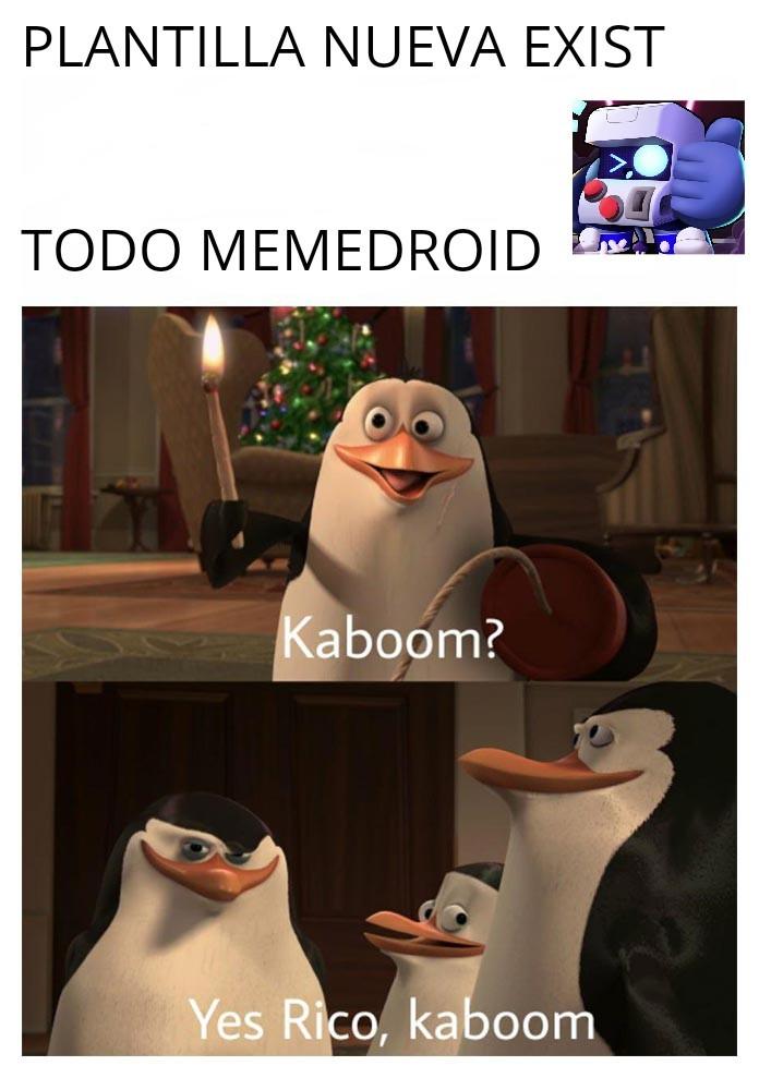 Tengo ideas gracias - meme