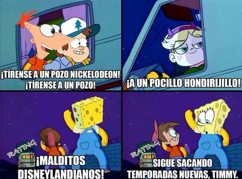 R.I.P Nickelodeon - meme