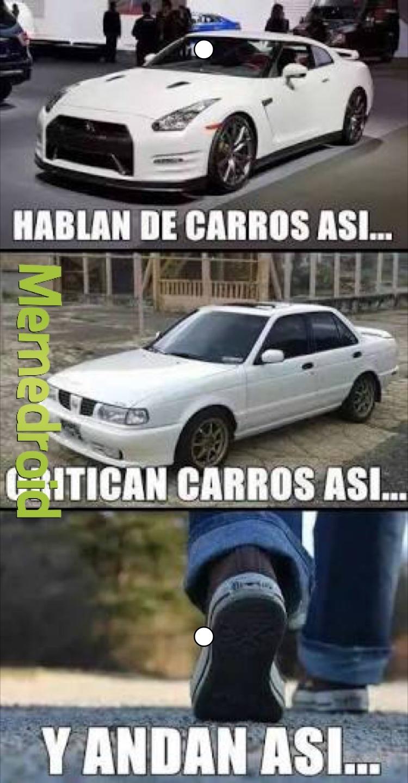 carros ❤️❤️❤️ - meme