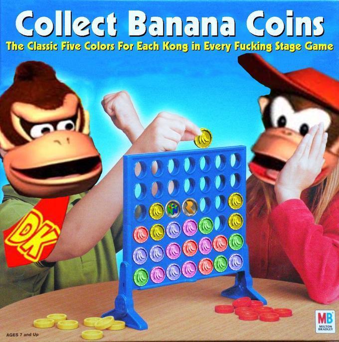 bananas!! - meme