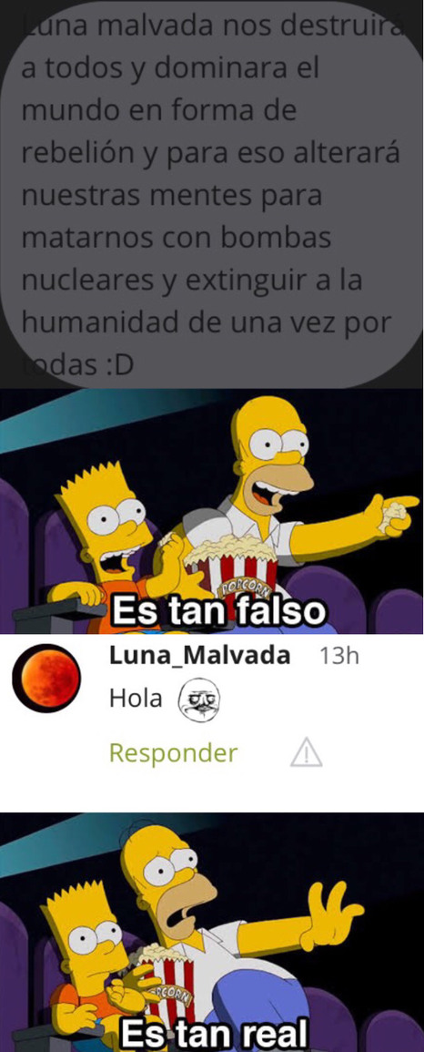 El título no a visto end game - meme