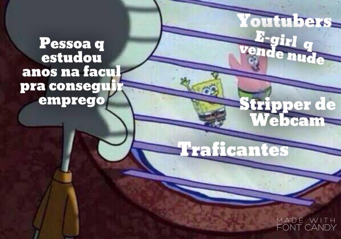 A realidade tente a ser decepcionante - meme