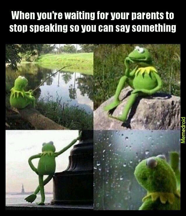 This happens regularly - meme