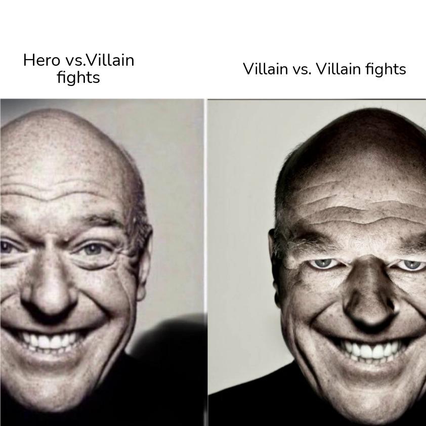 Darth Maul & Savage Oppress Vs. Palpatine/ Doppio Vs. Risotto/ Alien  Vs. Predator - meme