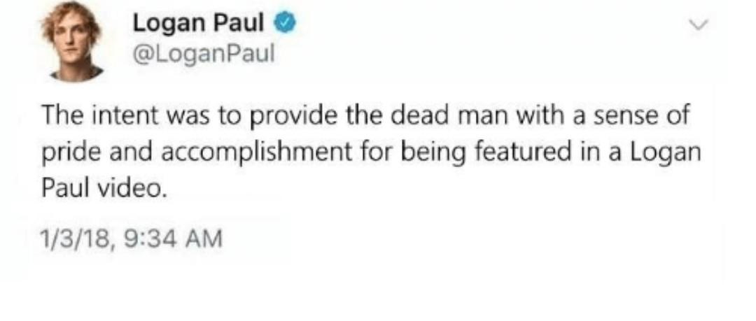 Logan Paul - meme