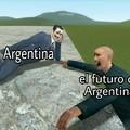 Argentina , estás bien?