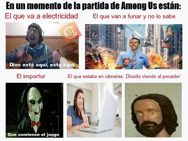 Among us - meme