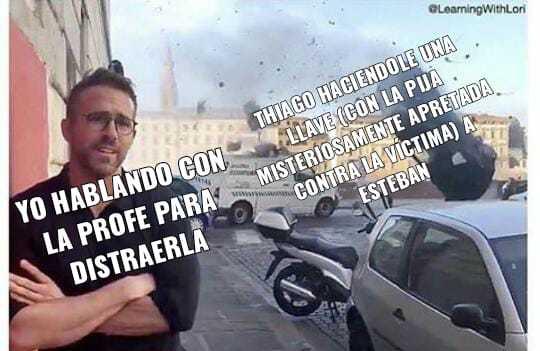 Cagaste, Esteban - meme
