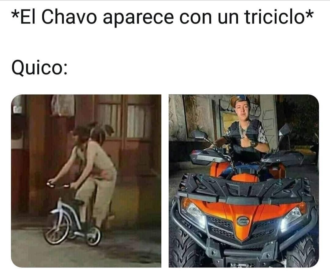 Ese Quico - meme