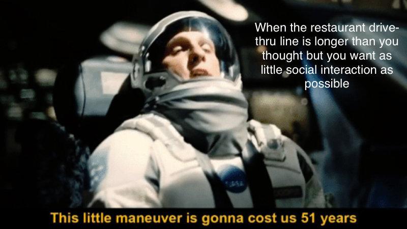 Interstellar - meme