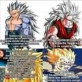Esto no es canon porque Vegeta nunca le diria a Goku amigo :greek: