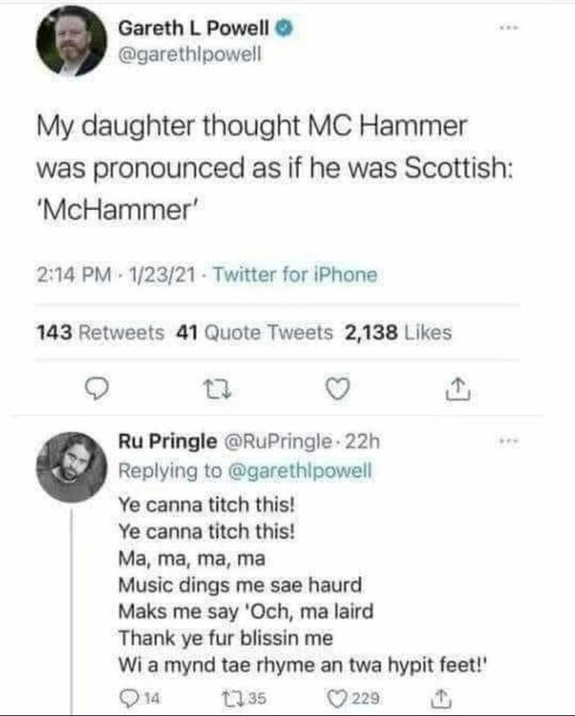 McHammer - meme