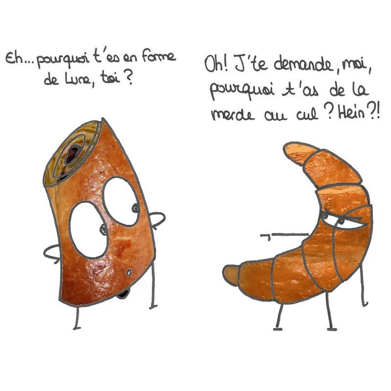 chocolatine ou pain au chocolat ? - meme