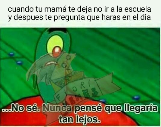 Me mame - meme