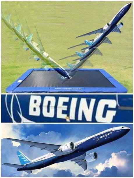 Boeing - meme